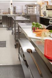 Commercial Kitchen Drainage